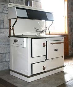 Pioneer Princess.  wood burning. USA made.  Get off the grid with this model.