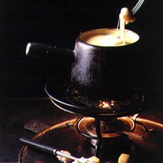 Fondue, that classic hot cheese dip, has been been bringing Alpine ski bunnies together since the 1700s, and citywise swingers together since the 1970s.