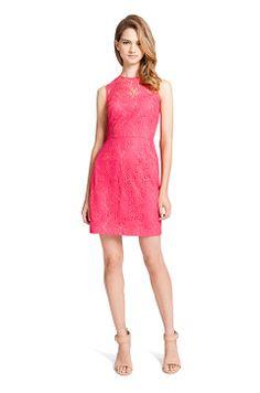 Cute pink dress from Cynthia Steffe