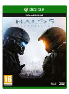 Halo 5: Guardians (Xbox One): Amazon.co.uk: PC & Video Games