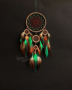 Dream catcher Dreamcatcher American mascots by StoreMiracles