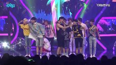 20160806 MBC #UP10TION Tonight  Fancam