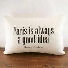 Missing Paris.