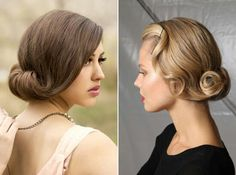 1920's Hairstyles for Long Hair