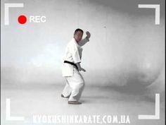 Seienchin - kata kyokushin karate (+плейлист)