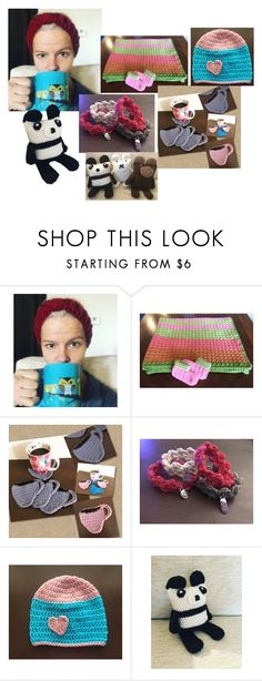 """""""BeYouCrochet on Etsy"""" by brianna-anzalone on Polyvore"""