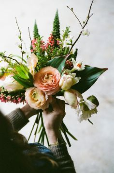#Friendship #Bouquet by #Foret on the #AnthroBlog