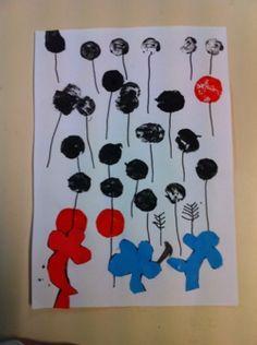 Le trait vertical (et pas que!) avec Calder Alexander Calder, Trait Vertical, Art Plastique, Advent Calendar, Arts, Holiday Decor, Graphic Design, Index Cards, Preschool