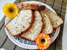 Citromos - mákos piskóta French Toast, Bread, Cookies, Breakfast, Poppy, Ethnic Recipes, Desserts, Food, Crack Crackers