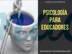 Apuntes de Psicología - Cursos educadores, cursos educacion Educacion No Formal, Social, Youtube, Movie Posters, Group Dynamics, Physical Activities, Emotional Intelligence, Film Poster