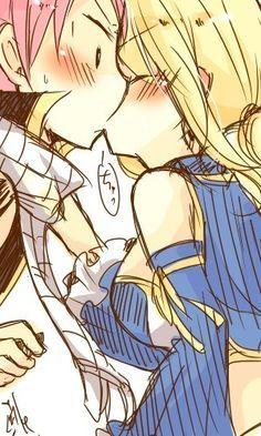 Bạn có tin nhắn mới - Zing Me | Hình ảnh về Lucy và Natsu Chibi