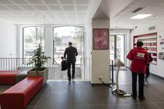 AGENCE TCL BELLECOUR - Agence Y.architectes