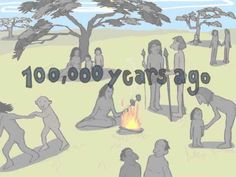 Human Prehistory 101: Prologue - First of 4 or 5 short videos that are excellent for early human prehistory and history.