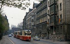 1988 april 29 Werdauer Strasse te Zwickau DDR   by peter.velthoen