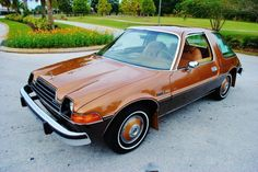 1979 AMC Pacer For Sale Side