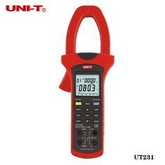 178.00$  Buy now - http://aliniy.worldwells.pw/go.php?t=32678115853 - Uni-T UT231 Single-phase 2-wire True RMS Power Clamp Meter Power Factor Phase Angle 600KW USB Data Logging Analogue Bar Graph 178.00$