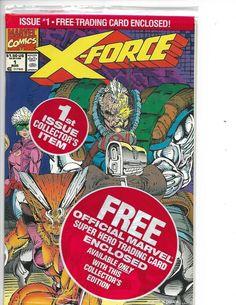 X-Force 1991 series # 41 near mint comic book