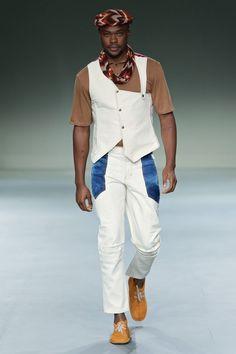 Rip 'n' Sew Fall/Winter 2016 - South Africa Fashion Week | Male Fashion Trends