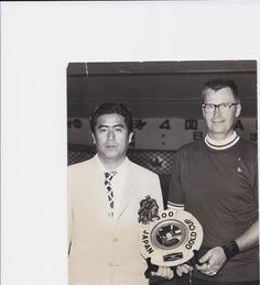 Earl Anthony 300 Game National TV 1972 Japan Gold Cup