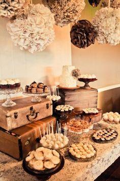 Tavolo dei dolcetti