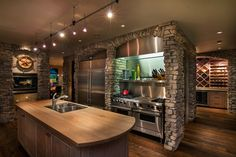 Okanagan Lakeshore Home design 8 Multi Million Dollar Lakeshore Property Infused with Nautical Vibrancy