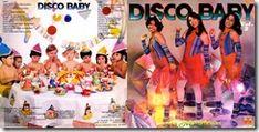 Vinil Campina: Disco Baby–1978–As Melindrosas