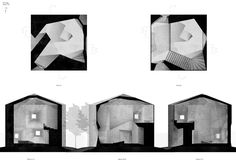 'Drawing for second project'    Anders Johnsson.