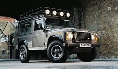 Land Rover Defender Tomb Raider Limited Edition