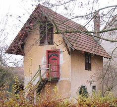"""Hansel and Gretel"" house in Germany"