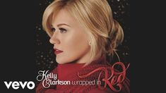"""Kelly Clarkson kicks off the holiday season on Tuesday, October with her new album """"Wrapped In Red."""" This is Kelly Clarkson's first full length Christmas album. Christmas Songs Lyrics, Christmas Tunes, Christmas Albums, Blue Christmas, Christmas Movies, Xmas Music, Christmas Stars, Country Christmas, Christmas Ideas"""