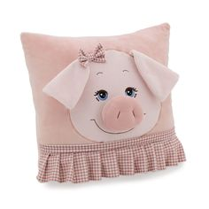 Amazing Home Sewing Crafts Ideas. Incredible Home Sewing Crafts Ideas. Sewing Stuffed Animals, Stuffed Toys Patterns, Sewing Projects For Kids, Sewing For Kids, Quilt Baby, Sewing Toys, Sewing Crafts, Pig Crafts, Baby Embroidery