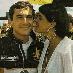Senna e Monique Envans