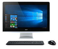"awesome Acer Aspire AIO Desktop, 23.8"" Full HD, Core i5-6400T, NVIDIA 940M 2GB Discrete Graphics Card, 8GB DDR4, 1TB HDD, Win 10, AZ3-715-UR61"