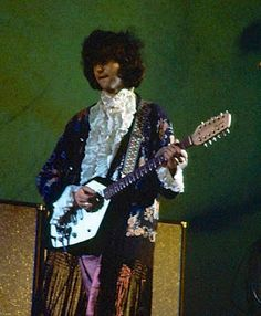 MAGE MUSIC: 1968 Jimmy Page / The Yardbirds, NYC