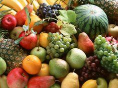 frutas y verduras -