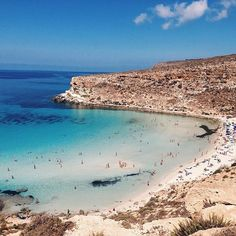 Discover the beauty of Lampedusa Island on Townske.  http://townske.com/guide/10971/trip-to-lampedusa-island