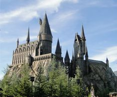Hogwarts School of Wizardry and Witchcraft