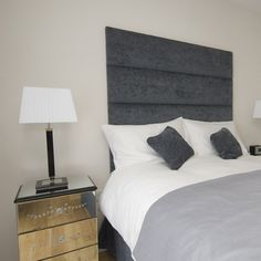9a4d90ebb70e3 13 Best Our Luxury Upholstered Headboards images in 2019