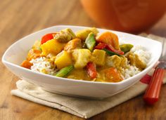 Chicken-Coconut-Pineapple Curry