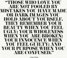 What amazing words