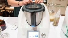 """The perfect kitchen appliance for people who suck at cooking Read more Technology News Here --> http://digitaltechnologynews.com  LAS VEGAS  Despite America's love for kitchen appliances and hardware we've been seriously missing out on a popular piece of luxury food technology Europe and Australia have been enjoying for years.  At a glance the Thermomix TM5 looks like an overly complicated blender but it is so much more. Claiming to """"take the fear out of cooking"""" the device is a essentially…"""
