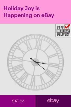 Wall Clocks Home Furniture & DIY #ebay