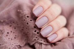 Matte nails    See more at http://www.nailsss.com/colorful-nail-designs/2/
