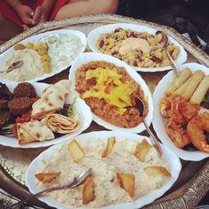 Topkapi Scheveningen.   beautiful food, foodblog, foodpic, foodpics, eetfoto's, mooie eetfoto's, foodporn, healthy, food, voedsel, recept, recipe, arabian, arabisch, restaurant