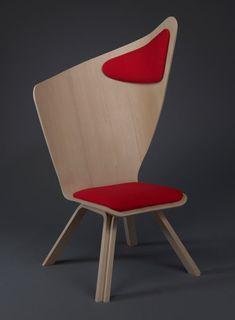 Bravo Chair, Matte Nyberg