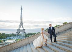 ASHLEY AND JASON'S BREATH-TAKING PARIS ELOPEMENT | Wedded Wonderland