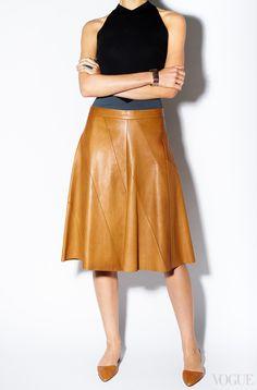 Narciso Rodriguez skirt