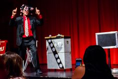 Tacoma-Seattle magicians Rick Anderson and Jeff Evans entertain for company parties, awards banquets, conventions, client appreciation nights, and more. Magic Show, Corporate Events, The Magicians, Evans, Entertaining, Concert, Celebrities, Amazing, Celebs