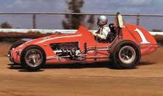 dirt track race cars