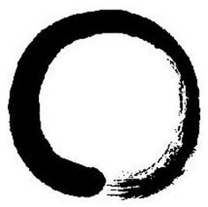 zen-symbol: everything is connected to everything else; we are none of us alone.